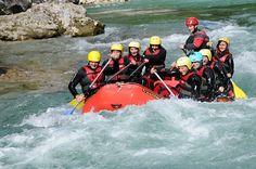 Rafter paddeln auf der Salza Rafting, Sport, Car, Abseiling, Deporte, Automobile, Sports, Autos, Cars