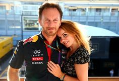 Pin for Later: Geri Halliwell Is Engaged!