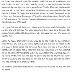 Page 6 Read Chapter from the story After 3 by (Anna Todd) with reads. Quotes For Book Lovers, Quotes From Novels, I Love Books, Books To Read, Wattpad Quotes, Favorite Book Quotes, Book Wall, Character Quotes, After Movie