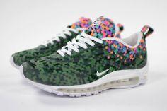 """Nike Air Max 97 Jacquard """"Rio de Janeiro"""" - EU Kicks: Sneaker Magazine"""