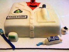 Dental graduate    dentist cake
