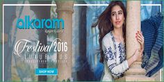 Alkaram is keeps all the great heritage of clothing and fashion in Sub-continent which also be reflected in its Eid collection 2016 hope you will like this effort. Alkaram Eid Festival Lawn Ragon Ki dunya Collection 2016 http://www.womenclub.pk/alkaram-eid-festival-lawn-ragon-ki-dunya-2016.html #Alkaram #LawnCollection #EidCollection #Lawn #Silk #Chiffon #Eid2016 #Dresses #FestiveEidCollection #EidDresses #Eid #LawnDresses #PakistaniDresses #PakistaniLawn