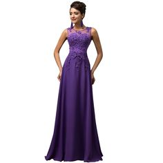 2 colors 2015 Sexy V back purple / Lignt pink long lace chiffon evening dress Embroidery floor length formal dresses cl007555