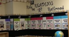 I& teaching grade this year and decided to decorate my classroom with a board game theme. Check out the pictures of my new room. Train Theme Classroom, Monopoly Classroom, Monopoly Theme, Classroom Decor Themes, Classroom Bulletin Boards, Classroom Games, Classroom Organization, Classroom Ideas, Classroom Posters