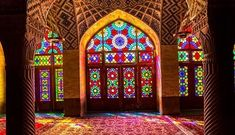 Iran tourism: 30 photos of the beautiful country as British . Pink Mosque, Iran Tourism, Aged Whiskey, Nuclear Deal, The Beautiful Country, British Airways, Ancient Ruins, Dc Weddings, Places To Visit