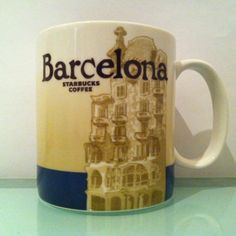 Starbucks City Mug- but I need to go
