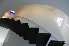 Evocare la leggerezza  nicola preti architetto&designer www.nicolapreti.com #staircase