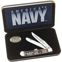 Case Navy Commemorative Knife.