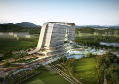 Nation Information Society Agency in Daegu – NORTHPOINT
