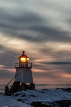 Light guides - Lighthouse