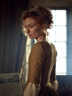 The Enchanted Garden ... | Eleanor Tomlinson as Demelza Carne in Poldark (TV...