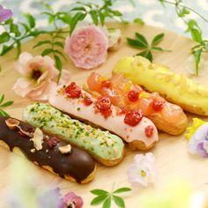 食べられるお花♡エディブルフラワーが可愛いギフト用スイーツ5選*にて紹介している画像