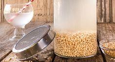 Rejuvelac: come fare una bevanda dai cereali