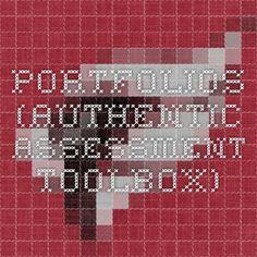 Portfolios (Authentic Assessment Toolbox)