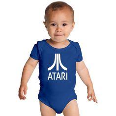 Atari Baby Onesies