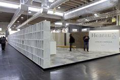 Lo stand di Henraux: Best Communicator Award 2015, il premio dedicato al miglior spazio espositivo e all'exhibit design // Best Communicator Award 2015. The award for the best exhibit space. #Marmomacc #Marble #Stone #Design #Verona #architecture #award http://architetturaedesign.marmomacc.com/premi-e-concorsi/best-communicator-award/premio-spazio-espositivo/