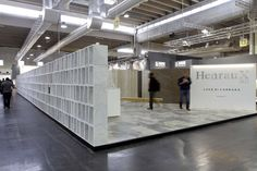 Lo stand di Henraux: Best Communicator Award 2015, il premio dedicato al miglior spazio espositivo e all'exhibit design // Best Communicator Award 2015. The award for the best exhibit space. #Marmomacc #Marble #Stone #Design #Verona #architecture #award http://architetturaedesign.marmomacc.com/premi-e-concorsi/best-communicator-award/premio-spazio-espositivo/