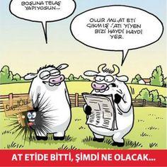 Et Tüketimi… #sosyalöküz#biftekb#kaburga#at#et#karikatür#ciğer#inek#kıyma#pirzola#kuşbaşı#keçi#işkembe#kelle#çizgi#koyun#eşek#dana#kasap#paça#karikatur#yemek