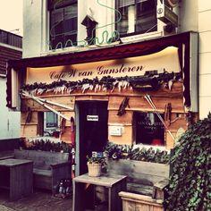 Haarlem - cafe van Gunsteren
