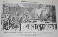 LA ILUSTRACIÓN GIMNÁSTICA (FELIPE SERRATE, 1886-1887)