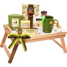 Alder Creek Gift Baskets Tazo Tea Breakfast Gift Basket #SweetestDay