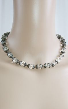 Antique Crystal Necklace at http://ptbchic.com/collections/new