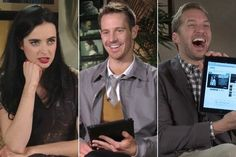 """The Veronica Mars cast takes Zimbio's """"Which Veronica Mars Character are You?"""" quiz. Funny."""