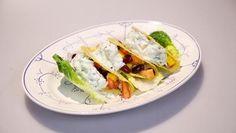 Frisse, crispy taco's - recept | 24Kitchen - vis