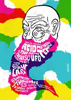 Acid Mothers Temple Flyer by ŤΘβΪΛŞ
