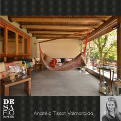 Ambiente arquiteta Andréia Tissot Valmórbida para o Desafio Império Persa - Tapete Mood. #desafioimperiopersa Outdoor Furniture, Outdoor Decor, Loft, Bed, Home Decor, Challenges, Carpet, Environment, Log Projects