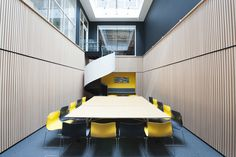 Gallery - A Contemporary Renovation for a Classic Mayfair Office / Brady Mallalieu Architects - 6