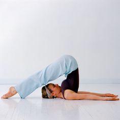 yoga postions to go to sleep