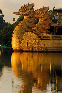 Myanmar (ou Birmânia) é um país misterioso e fascinanteMyanmar
