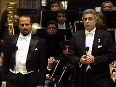 Genaro Sulvarán & Plácido Domingo Don Carlo Duet Bellas Artes México