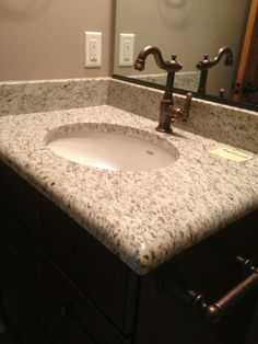 Bathroom Sinks Knoxville Tn barricato granite counters with crema marfil vessel sinks