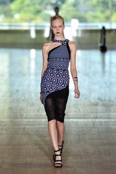 The only source for fashion, style and beauty - Vogue Australia Lisa Ho, Vogue Australia, Boyish, Fashion Weeks, Dress Collection, Tankini, Nice Dresses, Peplum Dress, Ready To Wear