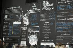 Milk & Honey Brand by SeeMeDesign in Chattavore