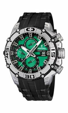 NEW Festina Chronograph Bike Tour De France 2012 Men's Watch F16600/3 Festina. $245.00