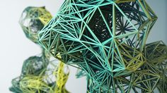 Cinema 4D - How to Create Stunning Plexus Geometry with X-Particles Tutorial