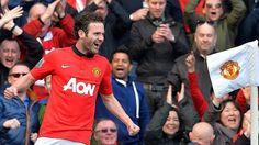 Mata marca su primer gol como jugador del Manchester United - abc.com
