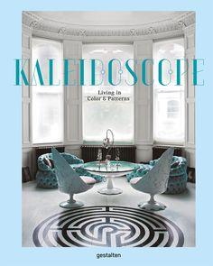 'Kaleidoscope'Book Cover© Gestalten 2016.