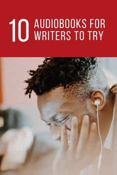 Writers these days are busy and it's hard to find time to study the craft of writing as much as we'd like to. These ten audiobooks for writers can help. Daily Writing Prompts, Writing Lists, Book Lists, Authors, Writers, Good Books, Books To Read, Writing Inspiration, Family History