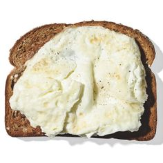 2 Egg Whites with 1 Slice Whole Wheat Toast http://www.womenshealthmag.com/weight-loss/best-healthy-snacks-for-weight-loss/slide/21