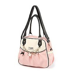 fdf1d0496067 Colorblock Charm Shoulder Bag