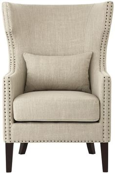 Bentley Club Chair - Armchairs - Accent Chairs - Upholstered Chairs | HomeDecorators.com