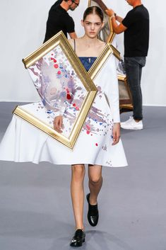 Viktor and Rolf Haute Couture Fall 2015 collection