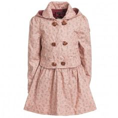 Coat by Ikks 4-8 yrs