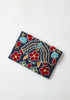 Small Bags & Clutches - Tapas of the Hour Clutch