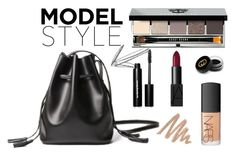 """High Street Fashion in Bag!"" by hielevencom ❤ liked on Polyvore featuring beauty, Bobbi Brown Cosmetics, Gucci, NARS Cosmetics, Beauty, makeup, bag and polyvoreeditorial"