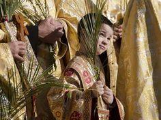 Celebrating Palm Sunday